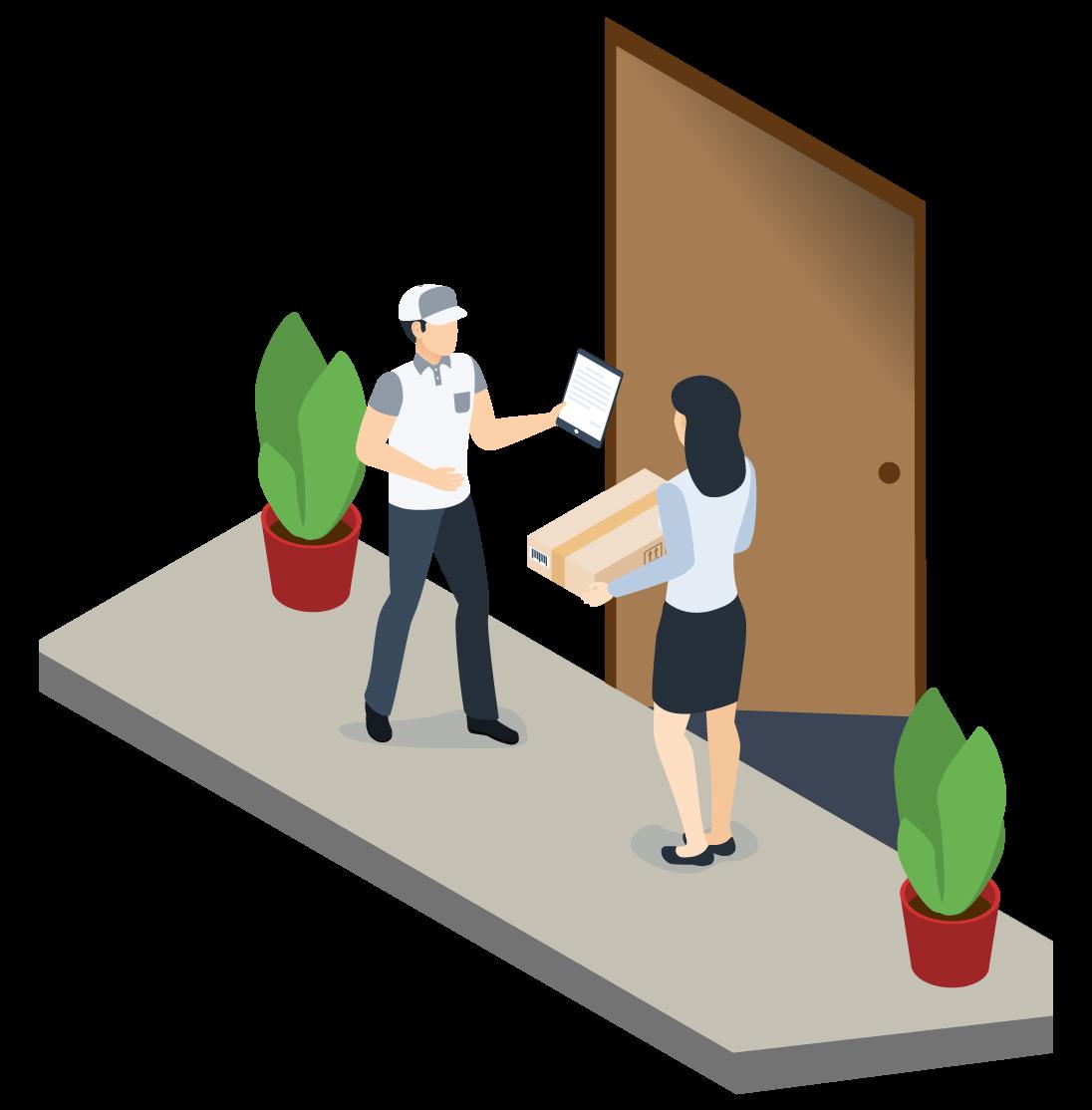 funciones software de gestion empresarial de entregas