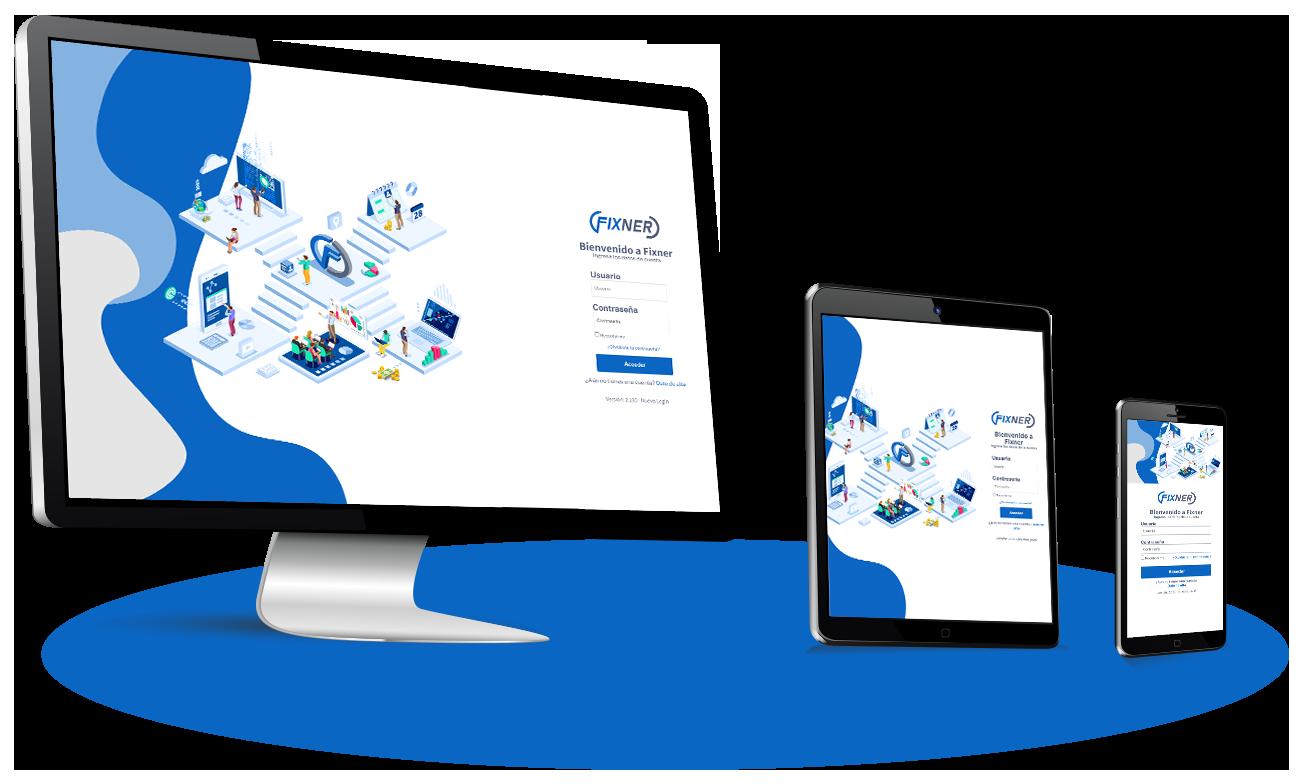Software de gestion de proyectos en la nube Fixner