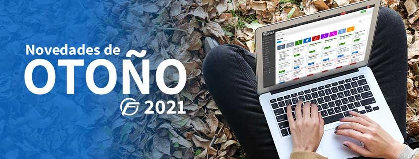 Novedades de otoño 2021